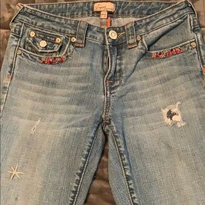 Vigoss flare bottom Jeans